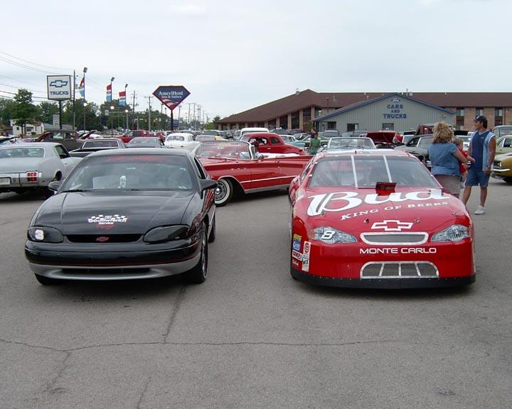 Newton nc car show 2014 autos post for Steve white motors hickory north carolina